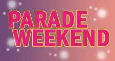 Parade weekend